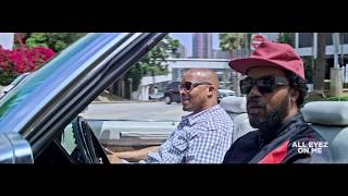 Remembering Tupac: A Ride with Warren G and Dam Funk