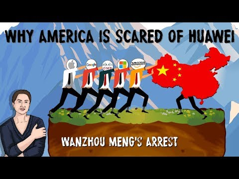 Meng's arrest: Why America is scared of Huawei and the Chinese edge in 5G
