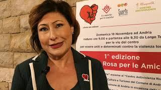 Marcia in Rosa domenica 18 novembre ad Andria