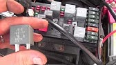 GM Security lockout reset procedure - YouTube