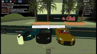 Roblox - Just Driving with my friends
