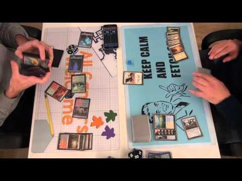 FNM 11-13-15 BFZ Standard Round 1 Tim Dune Control vs Rockett GW Midrange Game 2