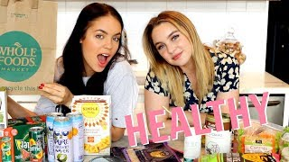 HEALTHY GROCERY HAUL w/ Alexa Losey!
