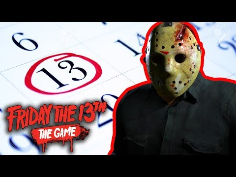 VIERNES 13 EN VIERNES 13!! - FRIDAY THE 13th THE GAME