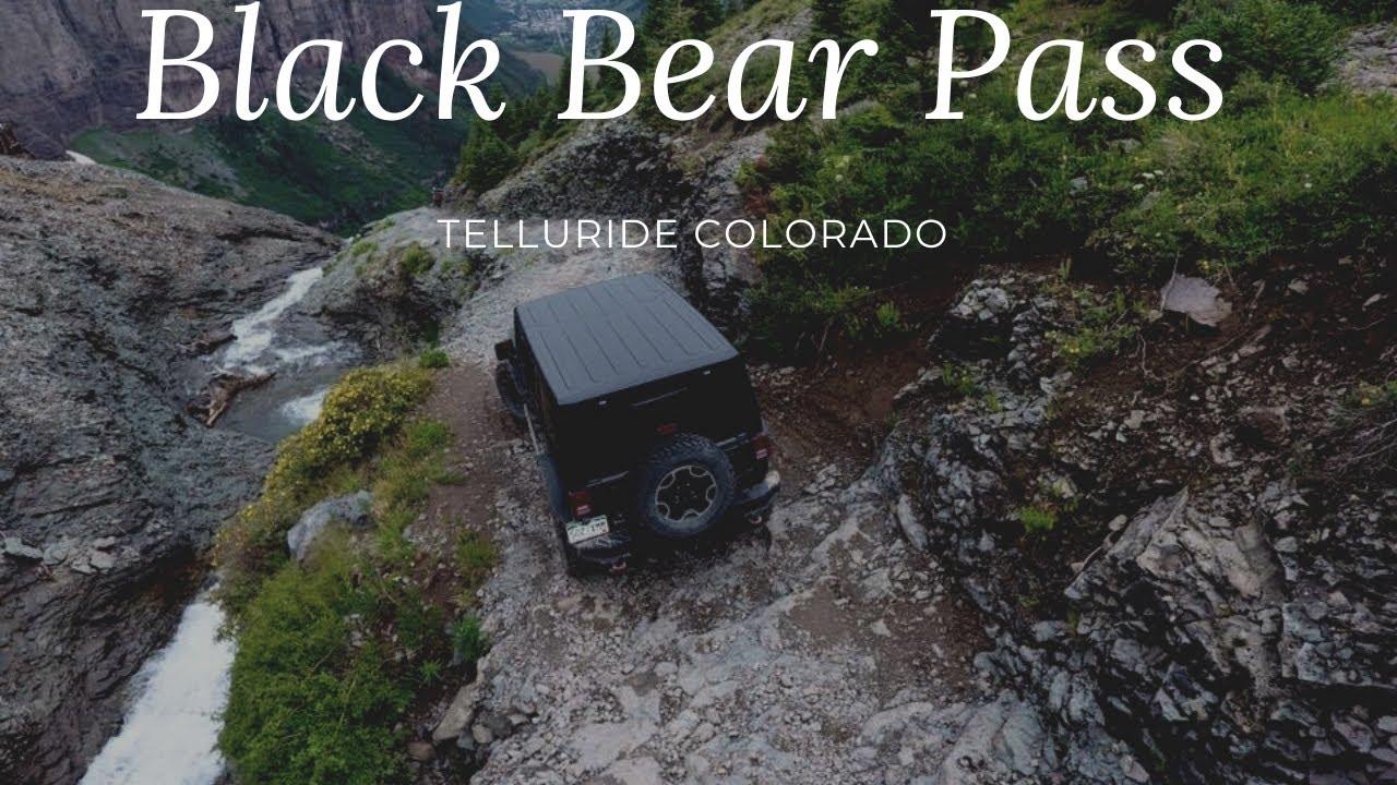 Black Bear Pass Colorado >> Black Bear Pass Youtube