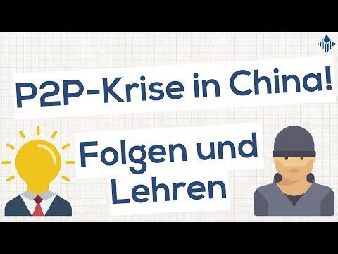 Chinesisches P2P In Der Analyse - Lehren Aus Der Krise I P2P-Wissen