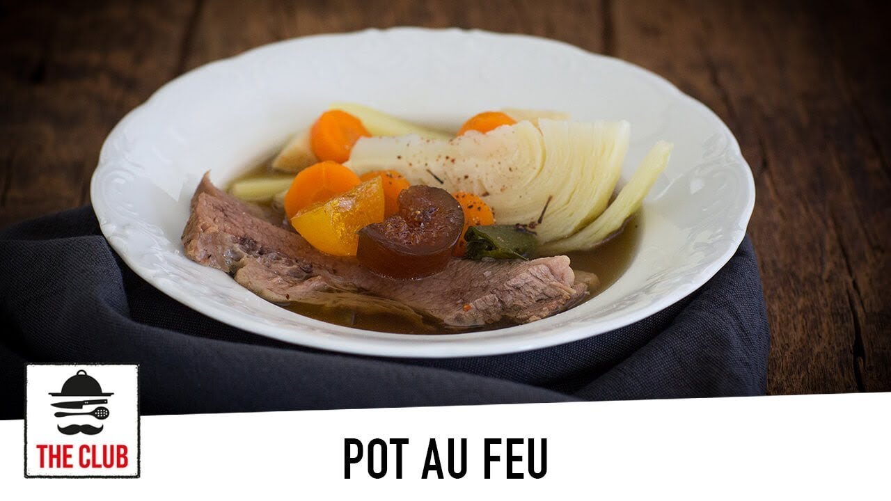 Pot Au Feu Theclubch Rezept 182 Youtube