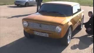 ВАЗ 2101 золотой тюнинг своими руками автомобилей России