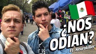 Así piensan los MEXICANOS sobre los VENEZOLANOS - Oscar Alejandro ft. Neurokiller