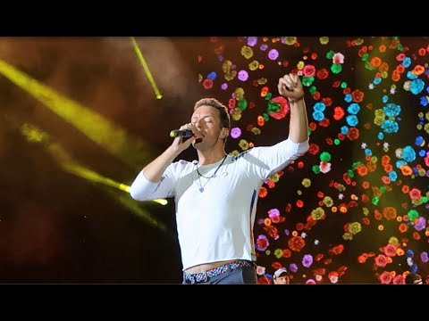 COLDPLAY Live in Frankfurt 30.06.2017 -  Full Concert/Konzer