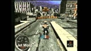 Jet Moto 2 PlayStation Gameplay - Jet Moto 2 movie