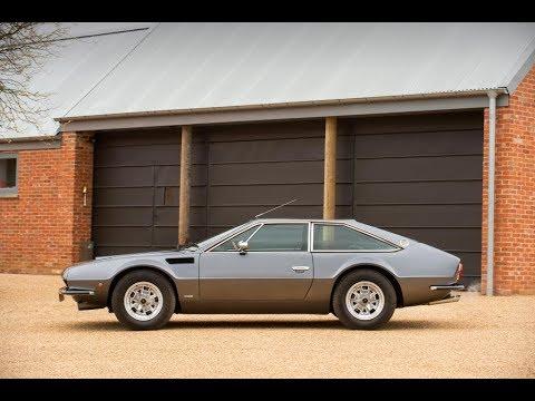 Lamborghini Jarama 400 Gts Uk Spec 19731975concept Car Youtube