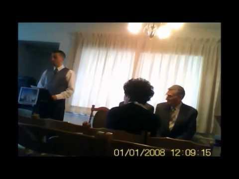 Steve-Anita Canfield Mormon Kilisesi Türkiye Baş Rahibidir