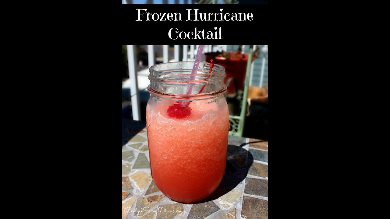 A drink hailing from New Orleans but inspired by life on the beach, a Malibu Hurricane combines white rum with Malibu coconut-flavored rum. Though named for the brand Malibu, the rum maker does not list the hurricane among its signature recipes. Variations do exist, such as the use of spiced rum, and you can make a similar drink with any other brand.