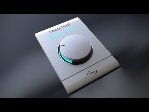 VocalMint Saturator Product Introduction and Tutorial | Audified