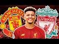 Have Liverpool BEAT Manchester United To £100m Jadon Sancho Transfer?! | Transfer Talk