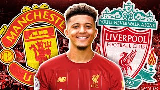 Have Liverpool BEAT Rivals Manchester United To The Transfer Of Jadon Sancho?! | Transfer Talk