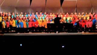 KMEA Choral Festival Ye shall have a song