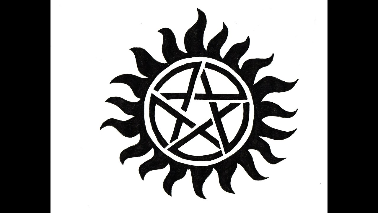 Supernatural emblem youtube biocorpaavc Gallery