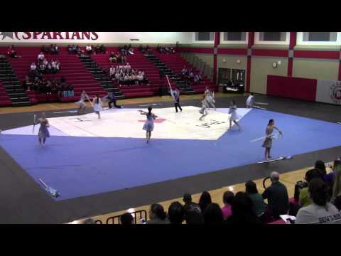 2015 College Station HS Winter Guard -