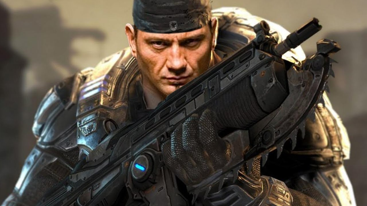 dave bautista could be marcus fenix in gears of war movie