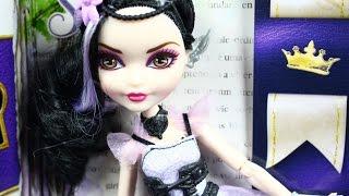 Duchess Swan / Дачес Свон - Royals - Ever After High / Эвер Афтер Хай - CDH52 BBD51