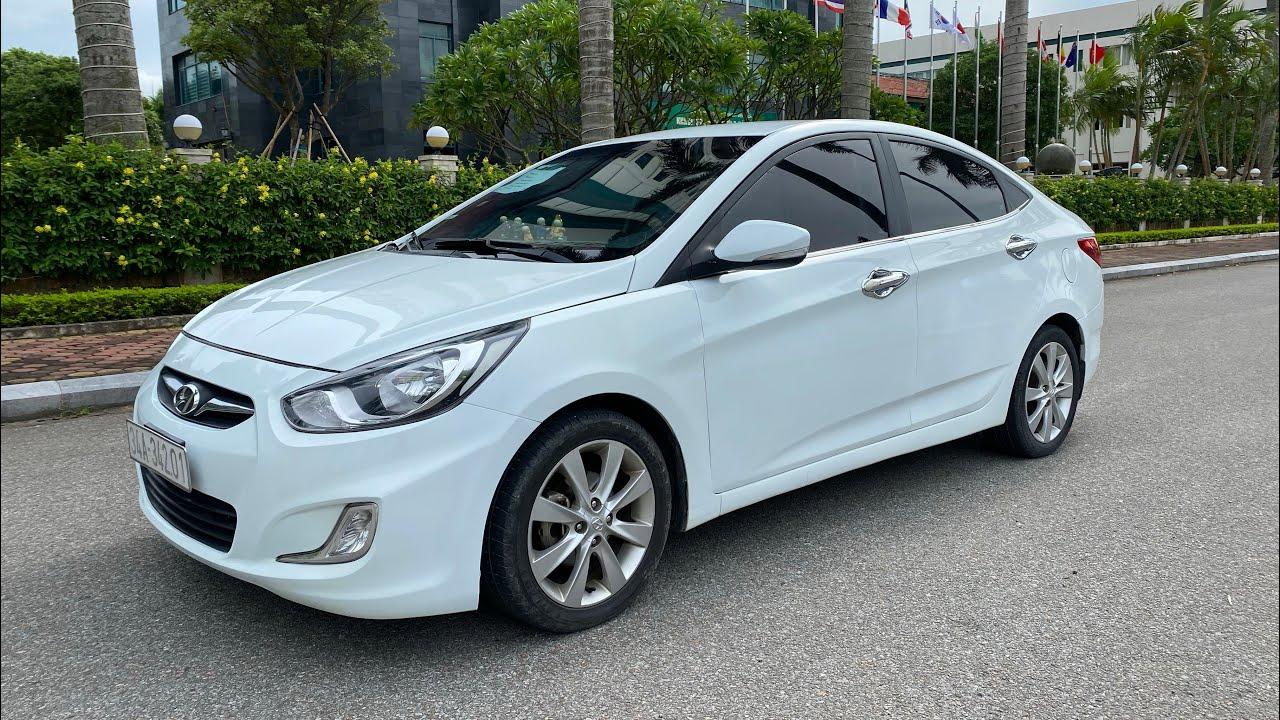 Hyundai Accent 2011 số sàn 1.4 nhập khẩu - Giá 275 triệu - Dũng audi - Lh 0855966966 để được tư vấn