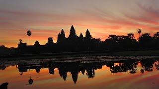 Angkor Temples Cambodia HD