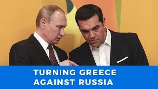 The man behind Ukraine coup is now turning Greece against Russia
