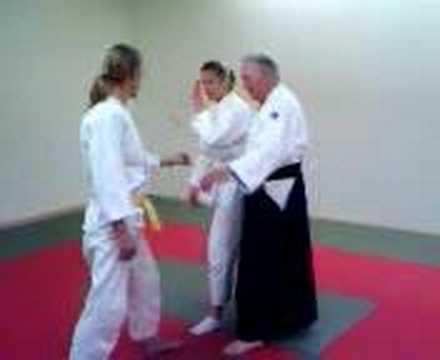 Aikido Beginners Training Youtube