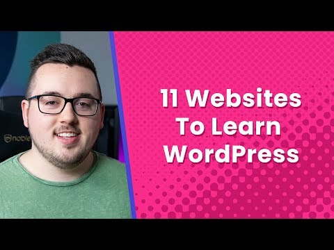 11 Online Places To Learn WordPress Inside And Out thumbnail