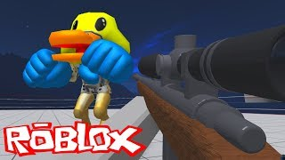 Mystère assassiner avec DUCKS?! Dash Roblox Duck (BETA)