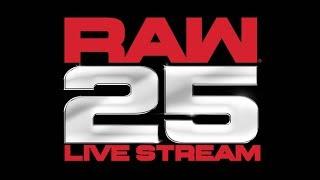 WWE RAW 25: Live Reactions