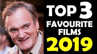 Quentin Tarantino Reveals Top 3 Favourite Films Of 2019