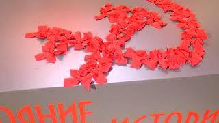 2017-11-09 г. Брест. Выставка «Октябрь 1917». Новости на Буг-ТВ. #бугтв