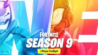 NEW SEASON 9 SKINI & TEASER! -Fortnite News