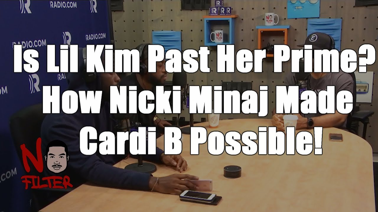 Is Lil Kim Past Her Prime? How Nicki Minaj Made Cardi B Possible! | Doggie Diamonds No Filter