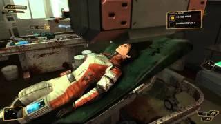 Deus Ex HR - Malik found dead