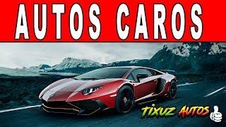Los autos más caros que puedes encontrar en México.