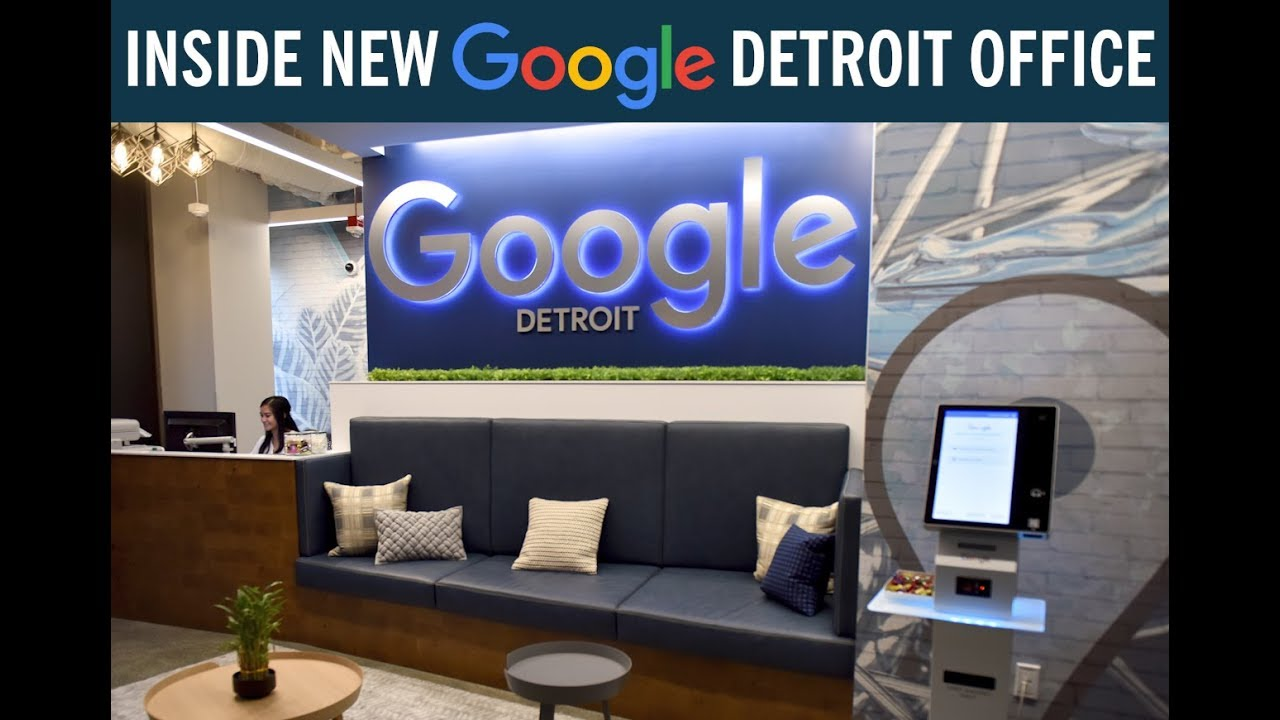 The google office Zurich Tour The New Detroit Google Office In Little Caesars Arena Youtube Tour The New Detroit Google Office In Little Caesars Arena Youtube