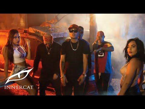 Clandestino & Yailemm ft. Ñengo Flow, Darell – Negra y Plati (Video Oficial)