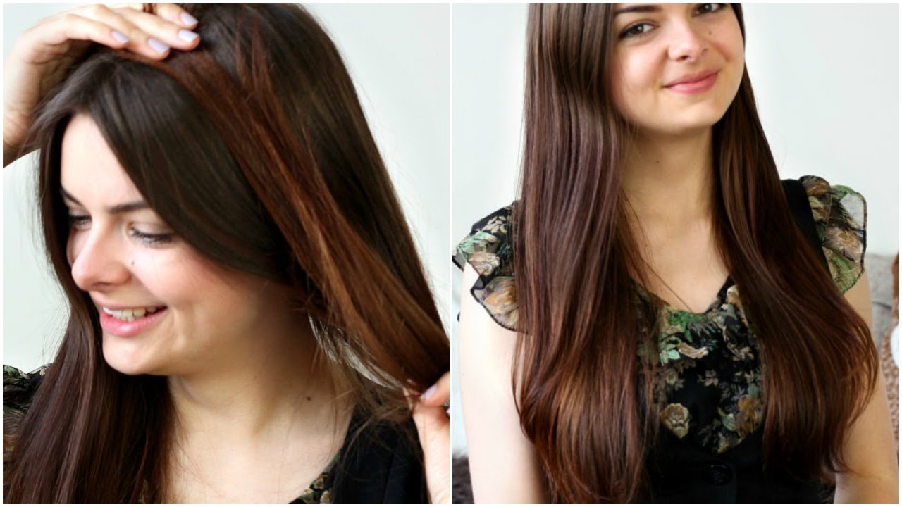 How To Lighten Natural Dark Red Hair