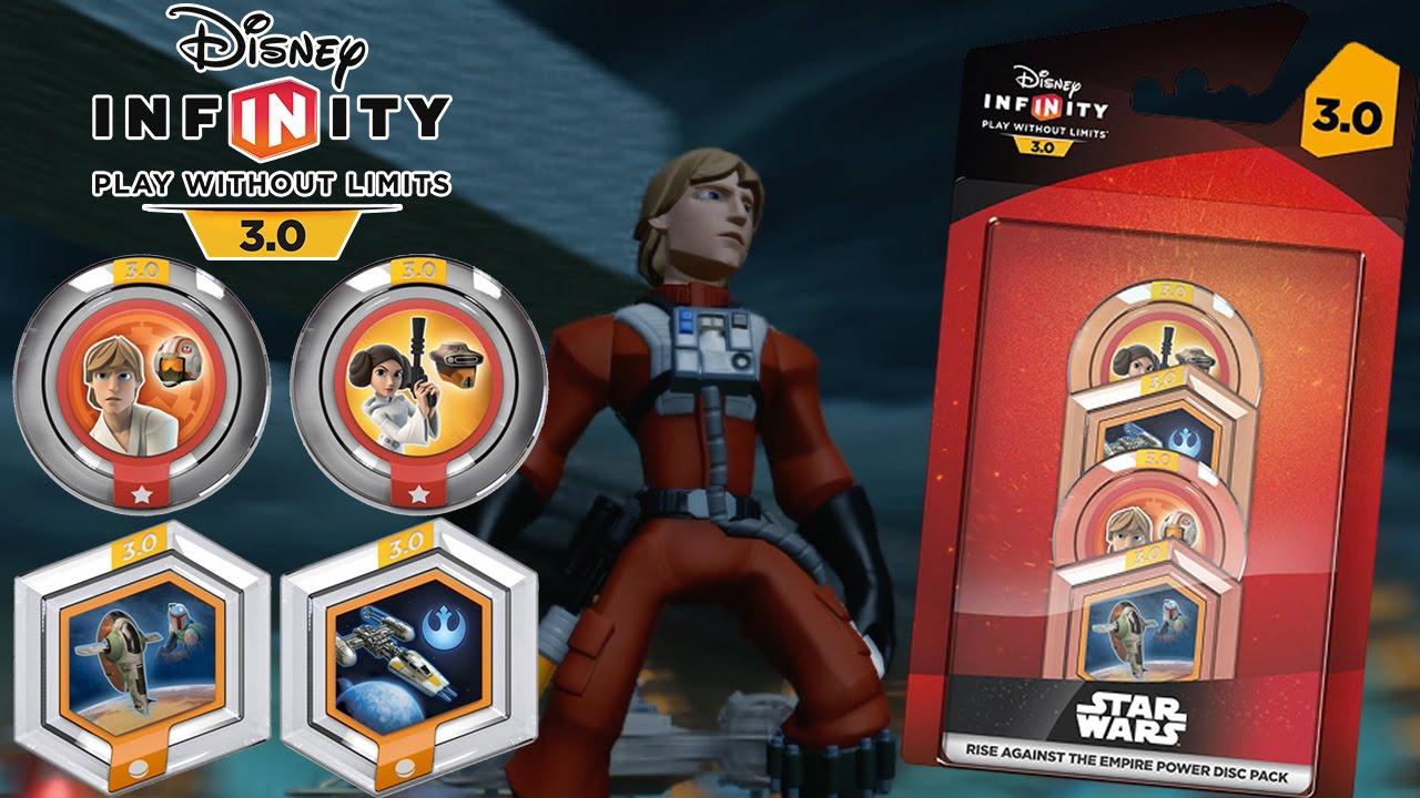 Disney Infinity 30 Rise Against The Empire Bonus Münzen Lets