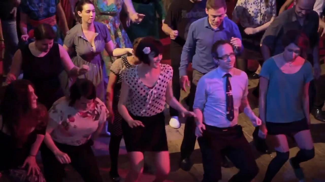 Swing Patrol Berlin - Spaßig, Freundlicher Swing Tanz