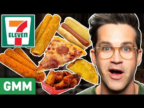 7Eleven Hot Food Taste Test