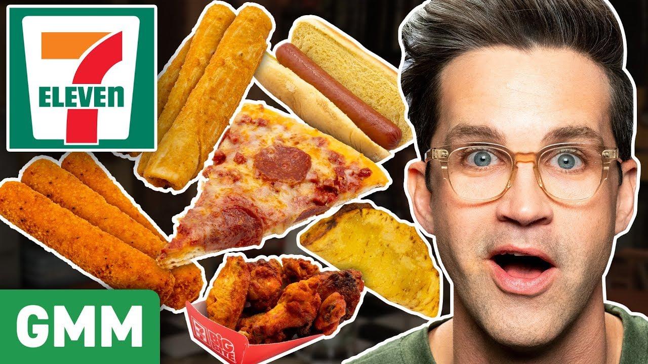 7-Eleven Hot Food Taste Test