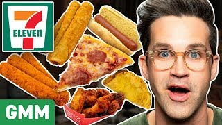 What's The Best Hot Food at 7-Eleven? Taste Test