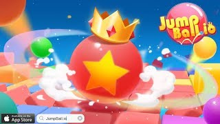 JumpBall.io Online - Android & iOS GamePlay