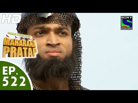 Bharat Ka Veer Putra Maharana Pratap - महाराणा प्रताप - Episode 522 - 11th November, 2015