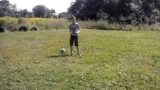 Три урока по футболу